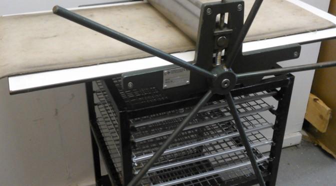 Etching Press